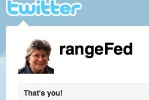 rangeFed on twitter